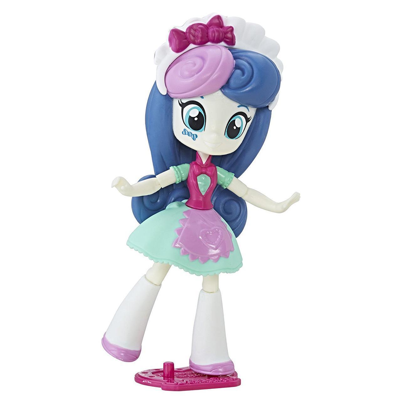 My Little Pony Бон Бон (Свити Дропс) Май лител пони мини девочки Equestria Girls Minis Sweetie Drops