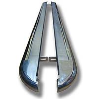Пороги Opel Movano / Опель Мовано 2010- средняя база, фото 1