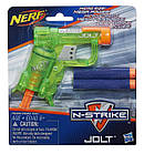 Нёрф Nerf N-Strike Elite Jolt Blaster Бластер Элит Джолт Грин , фото 2