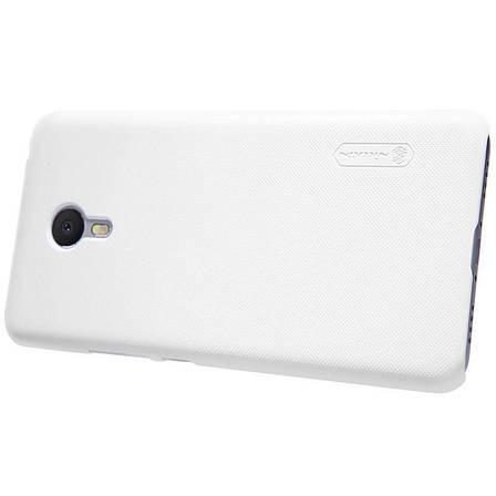 Чохол-накладка Nillkin для Meizu M3 Note Matte ser. +плівка Білий(118898), фото 2