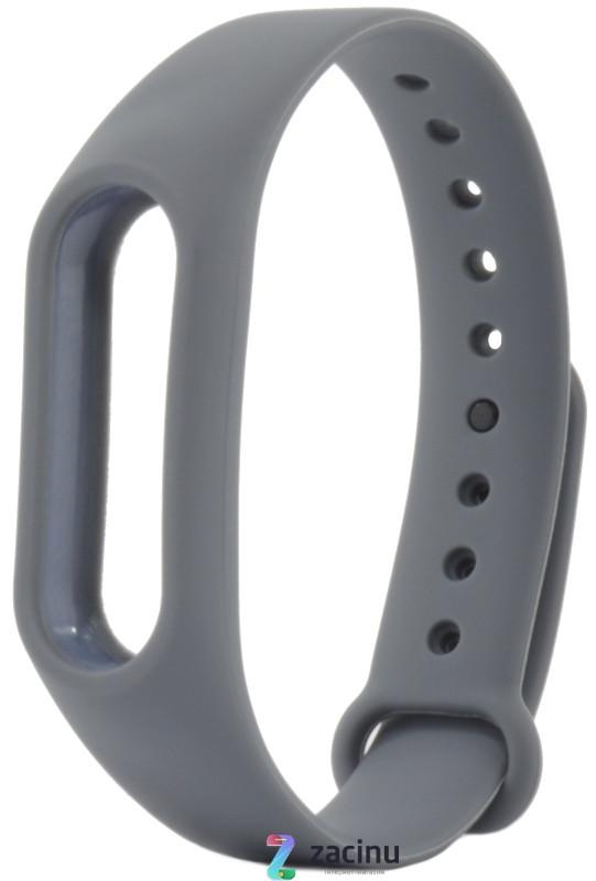Ремінець для Xiaomi Mi Band 2 Dark gray