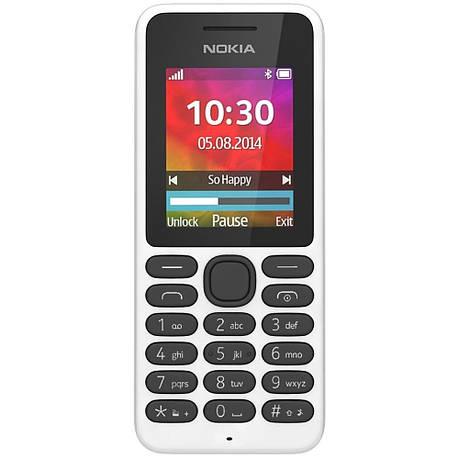 Мобільний телефон NOKIA 130 Dual SIM (білий), фото 2