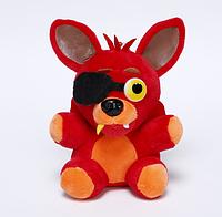 Мягкая плюшевая игрушка 5 ночей с Фредди Фантом Фокси 23 см, Аниматроники.