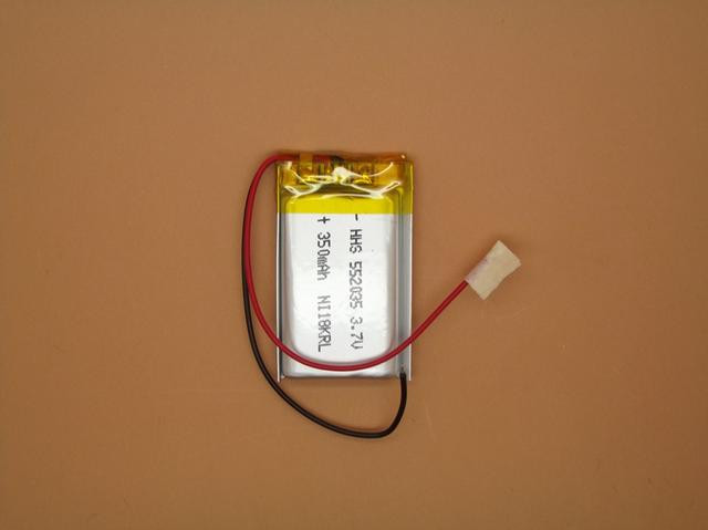 Аккумулятор для видеорегистратора 350 mAh