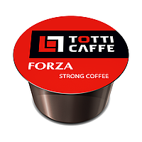 Кофе в капсулах Totti Caffe Forza (Lavazza BLUE) 100 шт.