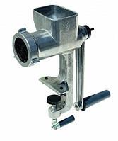 Мясорубка ручная мотор сич 1ма-с, из толстого прочного алюминия, крепится к столешнице на струбцину, 32 кг/час