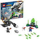 LEGO Лего Оригинал Супермен и Крипто  Superheroes Superman & Krypto 76096 , фото 2