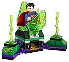 LEGO Лего Оригинал Супермен и Крипто  Superheroes Superman & Krypto 76096 , фото 4