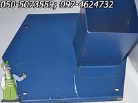 Боковая крышка с отверстием для переработки стебельчатых кормов для дробилки Эликор, исполнение - 4