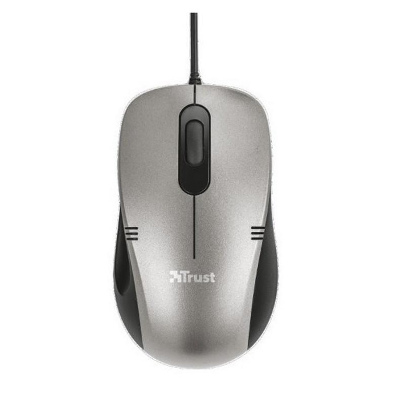 Мишка TRUST Ivero 20404