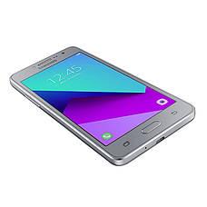 Смартфон SAMSUNG SM-G532F Prime J2 Duos ZSD (сріблястий), фото 2