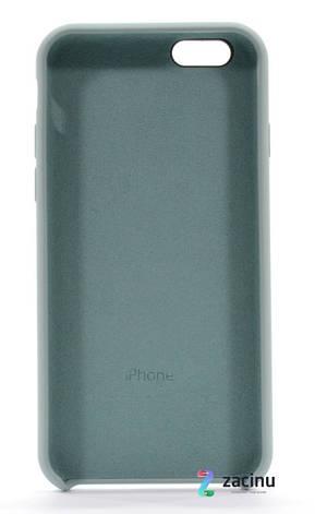 "Чохол-накладка для iPhone 6/6S (4.7"") Silicon Case ser. (veri high copi) М'ятний(Mint), фото 2"
