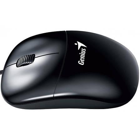 Мишка GENIUS DX-135 USB Black, фото 2