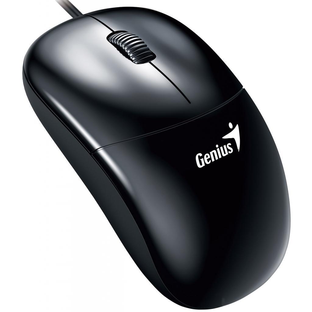 Мишка GENIUS DX-135 USB Black
