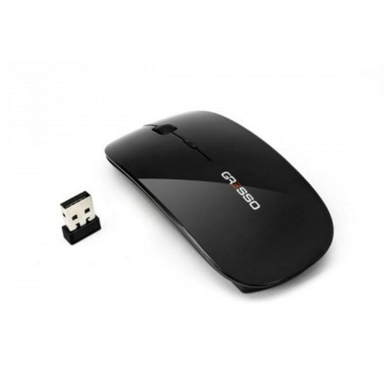 Мышка Gresso GM-895G Wireless Black
