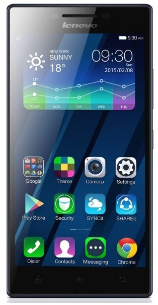 Смартфон LENOVO P-70 DS Dark Blue