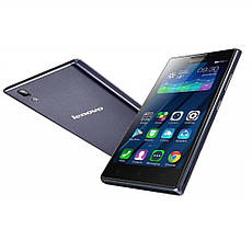 Смартфон LENOVO P-70 DS Dark Blue, фото 3