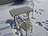 Стол из камня, фото 3