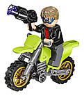 Лего Оригинал Super Heroes Ограбление банкомата ATM Heist Battle 76082 185 деталей, фото 6