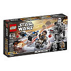 Лего LEGO StarWars Лыжный Спидер против шагохода Первого Ордена Ski Speeder vs. First Order Walker 75195, фото 4