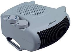 Тепловентилятор электрический Maestro MR-921 Переносной 2000 Вт Серый