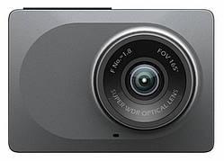 Відеореєстратор Yi Smart Dash Camera Car DVR Сірий
