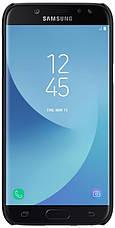 Чехол накладка Nillkin для Samsung J530F J5 (2017) Matte ser. + Пленка Черный, фото 3