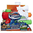 Водяной бластер Нерф СуперСокер Зомби Страйк Nerf Super Soaker Zombie Strike Dreadsight (E0023), фото 3