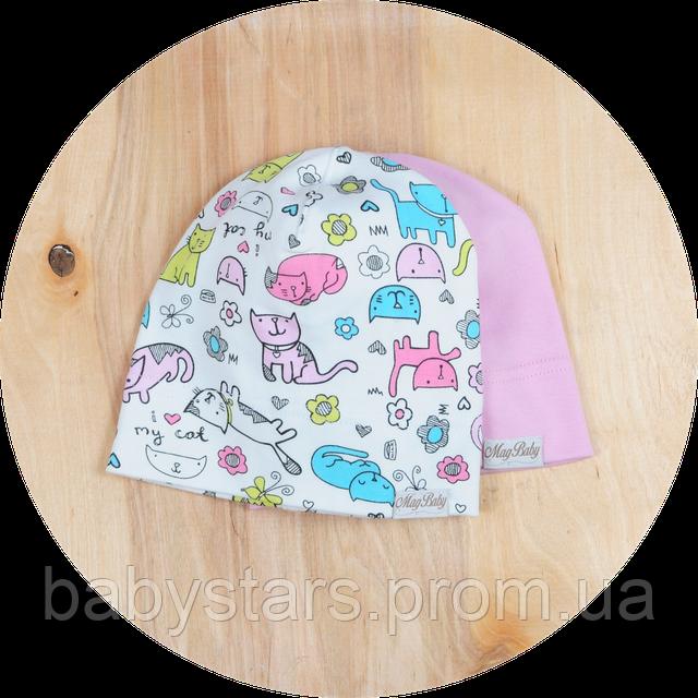 трикотажные шапочки для детей
