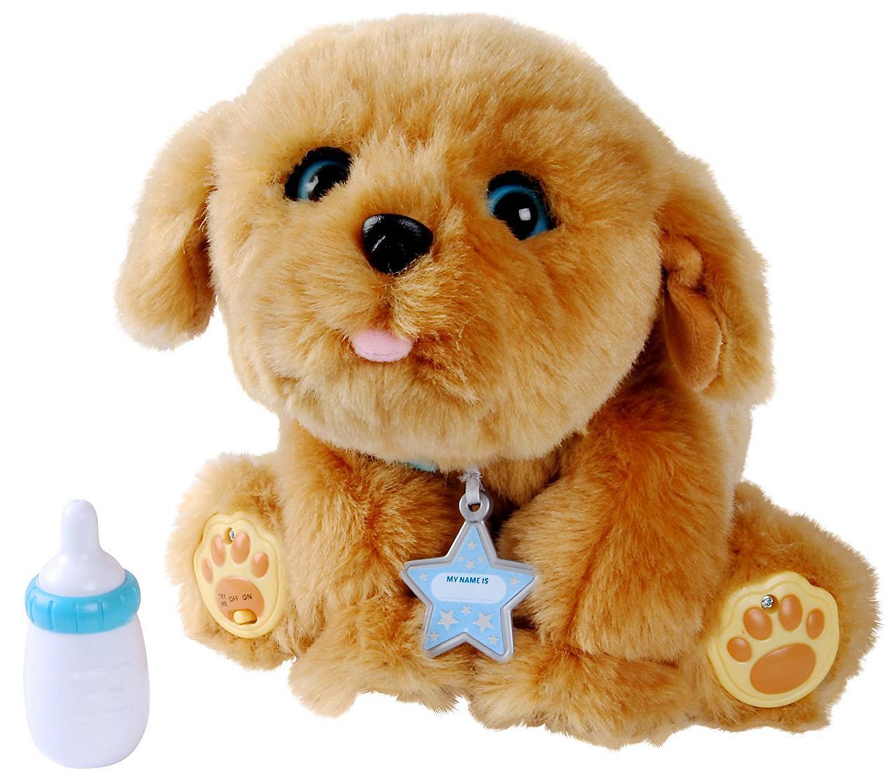 Интерактивная игрушка Щенок моей мечты Сноглс Little Live Pets Snuggles My Dream Puppy Moose
