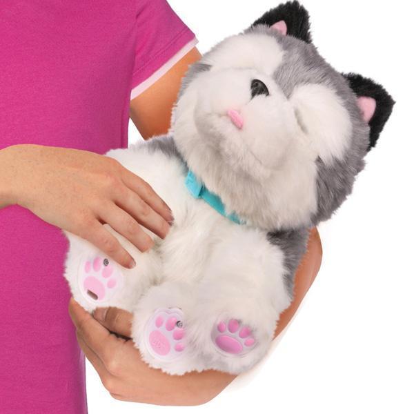 Интерактивная игрушка Щенок моей мечты Фрости Little Live Pets Frosty My Dream Puppy Moose