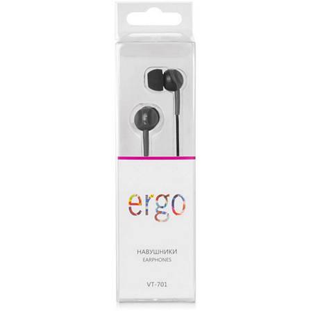 Навушники ERGO VT-701 Grey, фото 2