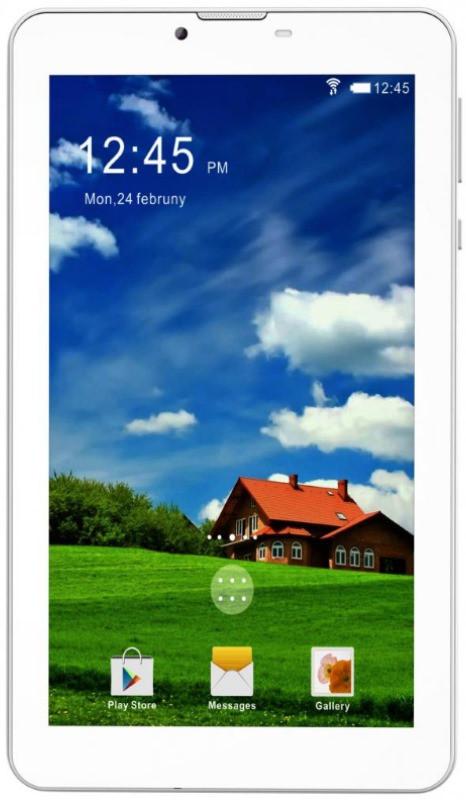 """Планшет BRAVIS NB753 7"""" 3G (білий)"""