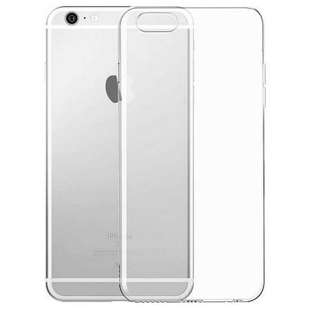 Захисне Скло Remax для iPhone 6/6S Crystal ser. Full sc. 2.5D + чохол Прозоре/білий(264163), фото 2
