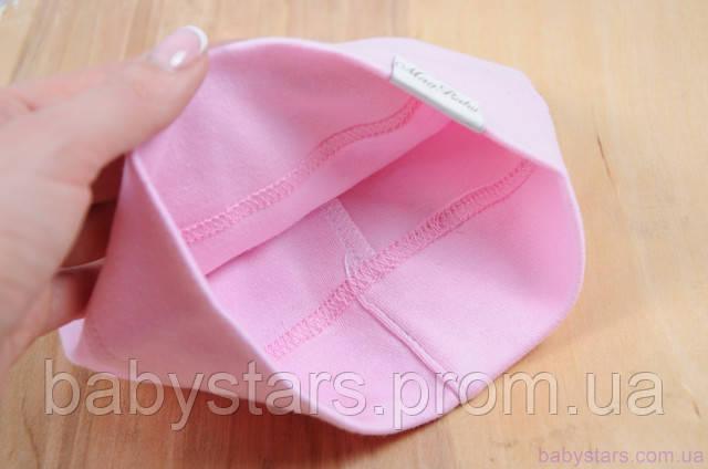 детская осенняя шапочка
