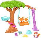 Энчантималс Лесной домик Фелисити Фокс и лесенка Игровой набор Enchantimals, фото 4