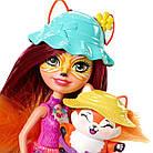 Энчантималс Лесной домик Фелисити Фокс и лесенка Игровой набор Enchantimals, фото 5