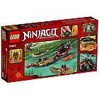 Лего ниндзяго Оригинал Тень судьбы 360 pcs Конструктор  LEGO Ninjago Destiny's Shadow 70623, фото 3