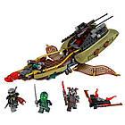 Лего ниндзяго Оригинал Тень судьбы 360 pcs Конструктор  LEGO Ninjago Destiny's Shadow 70623, фото 6