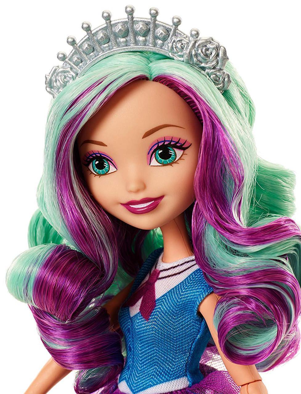 Кукла Ever After High Madeline Hatter Back To School Мэделин Хэттер Возвращение в школу