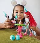 Энчантималс Фэнси Фламинго набор Волшебные Подружки ФЛАМИНГО Enchantimals Let's Flamingle, фото 5