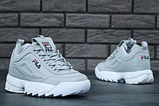 Женские кроссовки в стиле FILA Disruptor (36 размер), фото 2