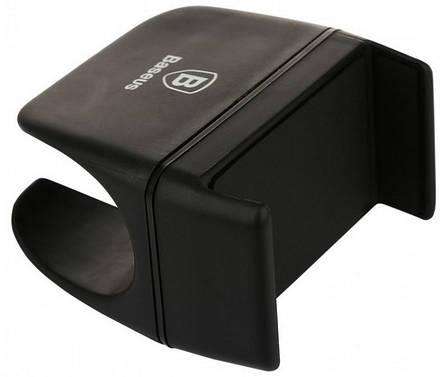 Автодержатель для телефона Baseus Rein ser.черный, фото 2