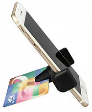 Автодержатель для телефона Baseus SUGENT-LD01 Mini Shield Plus Car Mount Черный, фото 3