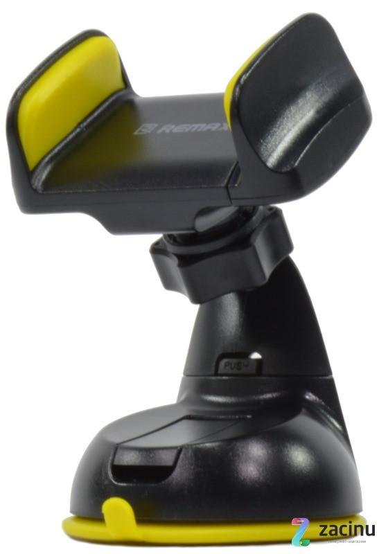 Автотримач для телефона Remax RM-C06 Чорний