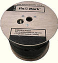 F 690B-LSZH black FinMark 305м уличный антенный кабель, фото 2