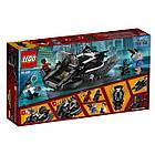 LEGO Superheroes ЛЕГО Оригинал Чёрная пантера Атака королевского истребителя  76100, фото 6