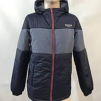Куртка ветровка мужская Reebok реплика, фото 1