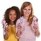 Оригинал Интерактивная игрушка фингерлинг Единорог Джемма Fingerlings Baby Unicorn - Gemma by WowWee, фото 7