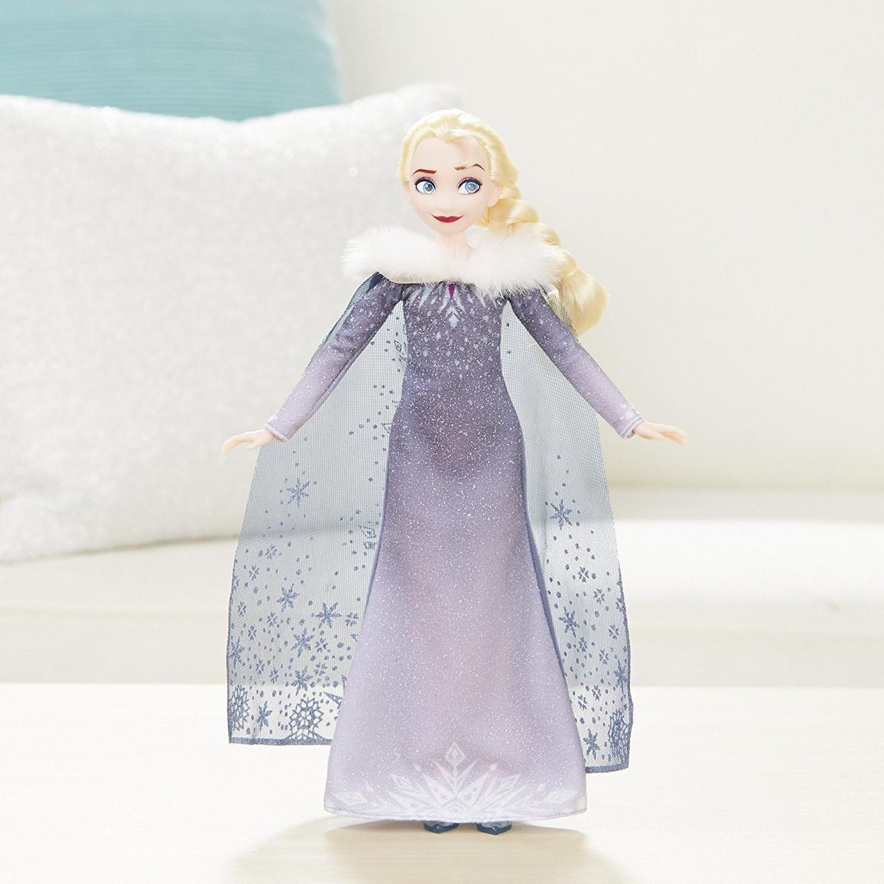 Дисней Музыкальная Эльза Disney Frozen Musical Elsa